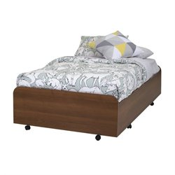 South Shore Mobby   Trundle Bed with Casters