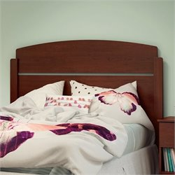 South Shore Libra Wood Full Panel Headboard