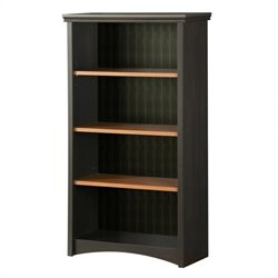 Gascony 4 Shelf Wood Bookcase