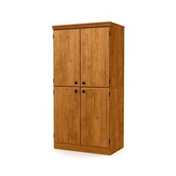 South Shore Morgan 4 Door Storage Cabinet