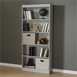 South Shore Axess 5 Shelf Bookcase