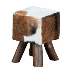 Sterling Ilford Foot Stool in Natural Stain