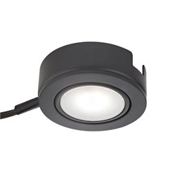Tuxedo Swivel LED Under Cabinet Lighting in Black
