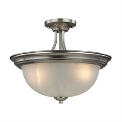 Bristol Lane Semi Flush Mount 2103SF