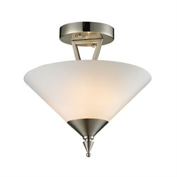 Tribecca Semi Flush Mount