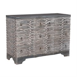GuildMaster Waterfront Dresser in Gray