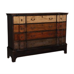 GuildMaster Basil Cottage Accent Chest in Black