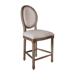 GuildMaster Allcott Counter Stool in Natural
