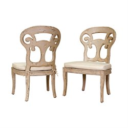 Verona Club Side Chair