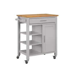 Kitchen Cart in Gray