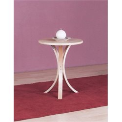 Pedestal Table in Natural