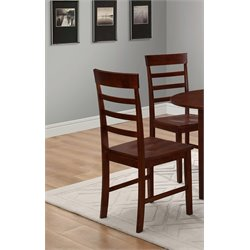Dining Chair in Antique Oak (Set of 2)