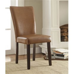 4D Concepts Stabilyne Parson Chair (Set of 2)