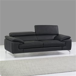 Catania Italian Leather Sofa