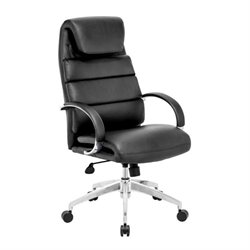Brika Home Faux Leather Office Chair 3