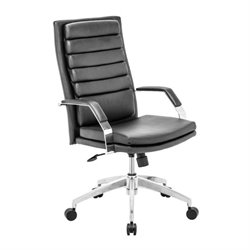 Brika Home Faux Leather Office Chair 1