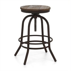 Brika Home Bar Stool in Natural