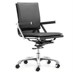 Brika Home Plus Office Chair in Black