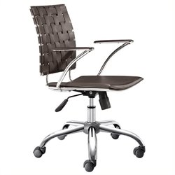 Brika Home Office Chair Espresso