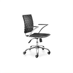 Brika Home Office Chair Black
