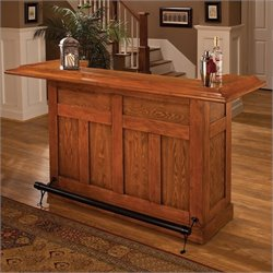 Bowery Hill Large Home Bar Unit