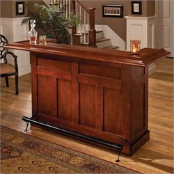 Bowery Hill Cherry Large Home Bar