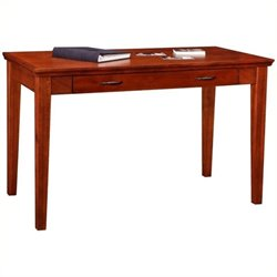 Bowery Hill Cherry Laptop-Writing Desk in Brown Cherry