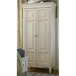 Bowery Hill Tall Cabinet in Cotton