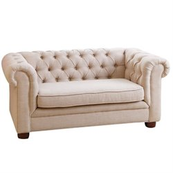 29346 - Mini Fabric Chesterfield Sofa