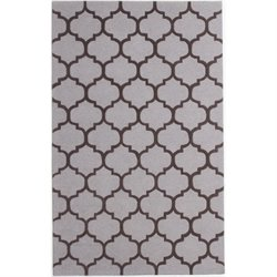 33858 - New Zealand Wool Rug in Gray