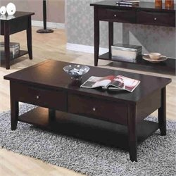 MER-757 Bowery Hill Storage Coffee Table