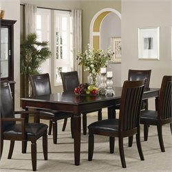 Bowery Hill Formal Dining Table in Walnut