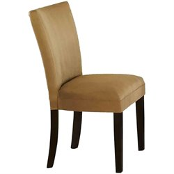 MER-757 Bowery Hill Microfiber Parsons Dining Chair