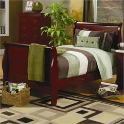 Bowery Hill Sleigh Bed