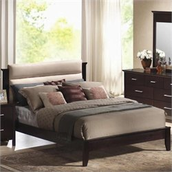 Bowery Hill Upholstered Platform Bed