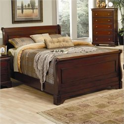 Bowery Hill Sleigh Bed2