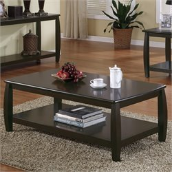 Bowery Hill Coffee Table in Cappuccino