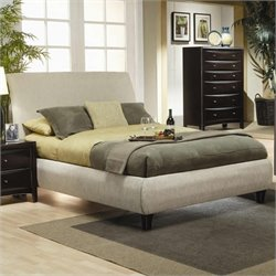 Bowery Hill Upholstered Bed