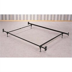 Bowery Hill Metal Bed Frame