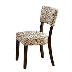 Bowery Hill Dining Chair in Dark Cappuccino