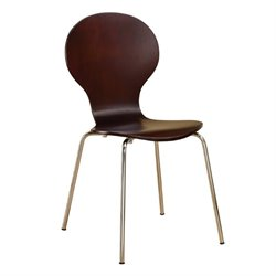 Bowery Hill Dining Chair in Cappuccino