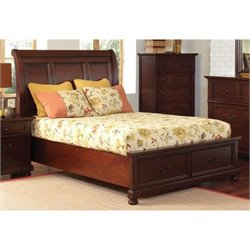 Bowery Hill Storage Bed