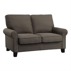 MER-757 Bowery Hill Fabric Love Seat2