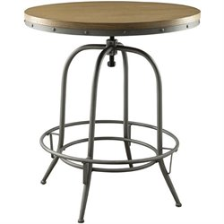 Bowery Hill Adjustable Pub Table