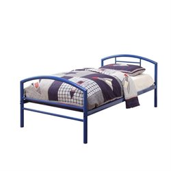 Bowery Hill Twin Iron Bed with Headboard