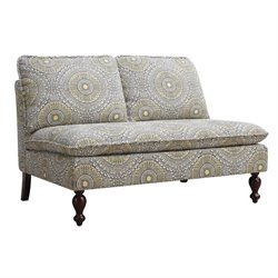 Bowery Hill Upholstered Loveseat