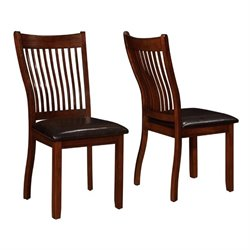Bowery Hill Bent Slat Dining Chair