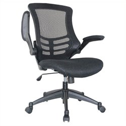 Bowery Hill Office Chair in Black