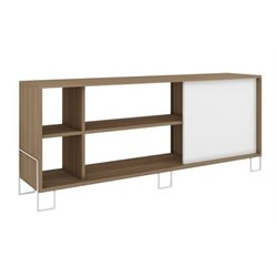 MER-995 TV Stand in Oak