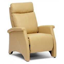 MER-992 Faux Leather Recliner